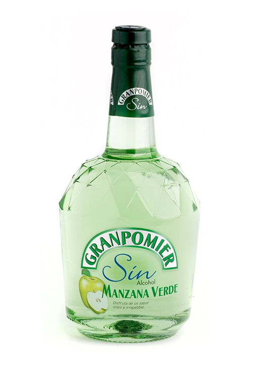 GranPecher Licor Manzana Verde Sin Alcohol