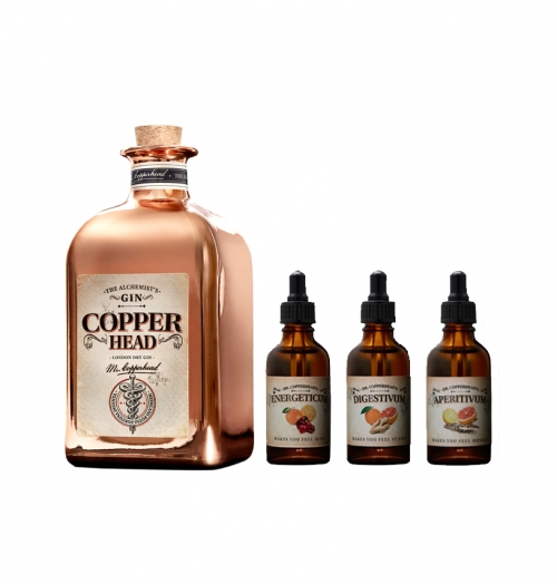 Copperhead Ginebra