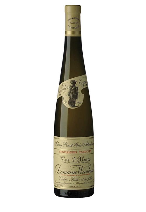 Domaine Weinbach Pinot Gris Altenbourg Vendages Tardives